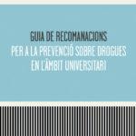 """El Proyecto EPF colabora en la elaboración de la """"Guía de recomendaciones para la prevención sobre drogas en el ámbito universitario"""""""