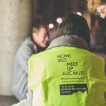 La Fundació Salut i Comunitat coorganitza la campanya Homeless Meet Up Alacant sobre la realitat del fenomen dels sense llar