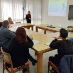 FSC finalitza amb balanç positiu el curs de formació per a famílies d'acollida de joves francesos en el marc del Programa Rupture